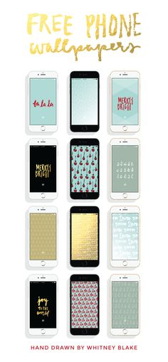 Free Holiday Phone Wallpaper Downloads