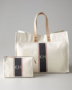 Extra-Large Canvas Tote - iomoi