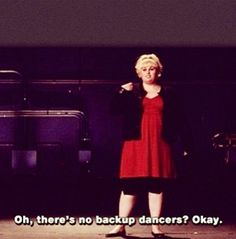 Pitch Perfect, Fat Amy without backup dancers Pitch Perfect 2, Pitch Perfect Quotes, Funny Movies, Great Movies, Awesome Movies, Funny Gifs, The Hit Girls, Lito Rodriguez, Ella Enchanted
