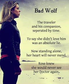 The Bad in the Wolf.