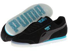 PUMA Roma Basic T Addidas Shoes Mens, Puma Sneakers, New Sneakers, Pumas Shoes, Puma Roma, Puma Tennis Shoes, Puma Outfit, Kicks Shoes, Kinds Of Shoes