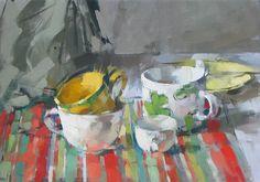 "Maggie Siner - ""Clover cups"", 2005"