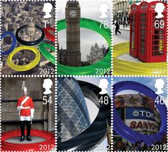 RSA brief to design a set of stamps to encourage a people to start collecting stamps. The idea behind my Olympic stamps idea is that by having a different hoop on each stamp will hopefully make people to want to collect the entire set.