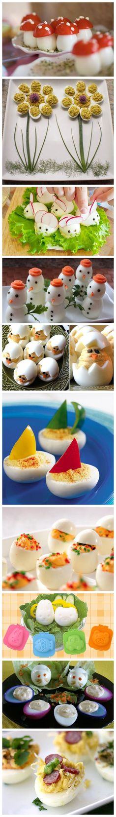 Easter egg inspiration / google chinese translated, but the pictures mostly speak for themselves