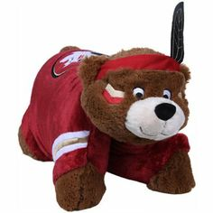 Florida State Seminoles (FSU) Mascot Pillow Pet #Fanatics