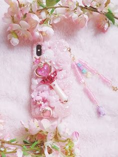 ♡ DreamiiKawaii ♡: GorgeousAntoinette Chibimoon Wand Case Review ~ ♡