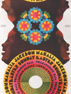 (via Graphical Distractions: Posters by Milton Glaser (1966-1971))