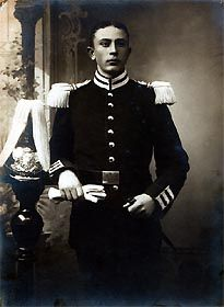 Uniform Svea Livgarde m/1886