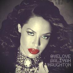 ~/•\\~ @aaliyahhaughton #DavidLaChapelle #Aaliyah #AaliyahHaughton #BabyGirl #TeamAaliyah #AaliyahNation #WeLoveAaliyahHaughton