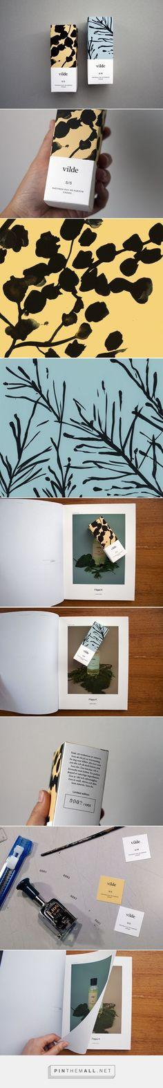 Beautiful packaging. Vilde | Linda Hurtig