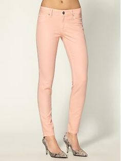 15% off site-wide sale...including pastelly skinnies