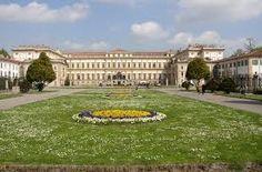 Villa reale a Milano