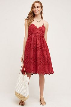 Summer Moon Dress #anthropologie