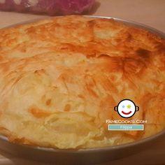 Συνταγή: Αλμυρή πατσαβουρόπιτα με τυριά και μπέικον! Απο την κουζίνα του χρήστη Anastasia R στο #famecooks Kitchen, Desserts, Recipes, Food, Baking Center, Cooking, Deserts, Kitchens, Home Kitchens