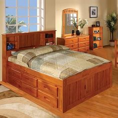 1000 Images About Storage Beds On Pinterest Captains