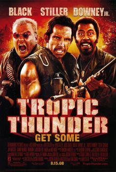 Tropic Thunder 27x40 Movie Poster (2008)