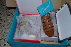 Schuh-Überraschungsbox von Lesara- Klappe die 2te