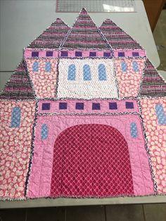 Castle quilt