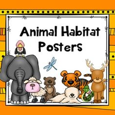 129478558014581137 on Animal Habitats Free Printables Interactive Sites And More