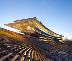 Image result for california memorial stadium berkeley architecture
