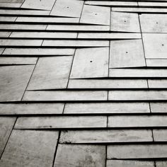 A more gradual ramp/stair combo in Leuven, Belgium. M Museum. Architect: Stephane Beel.