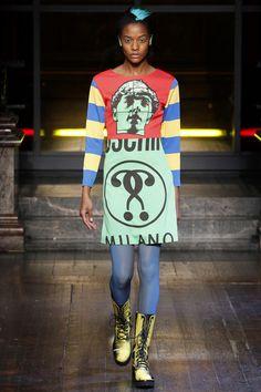 Moschino Fall 2016 Menswear Collection Photos - Vogue