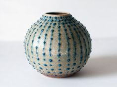 vase shape and texture