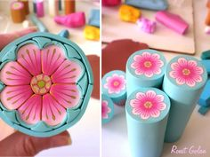 Ronit Golan - Polymer Clay Joy - Inspire to Create: It all began ...