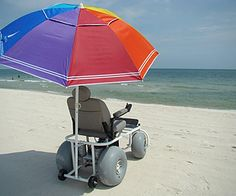 BOOK NOW - BEACH WHEELCHAIRS, ACTIVITIES, TOURS and RENTALS on Anna Maria Island, Florida!