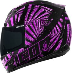I would have bought this helmet...if I didn't just buy one :( Airmada Spaztyk - Purple | Products | Ride Icon