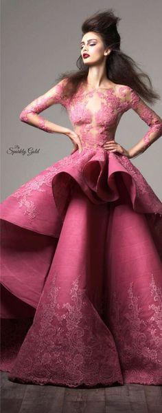 Saiid Kobeisy Fall 2015 Couture: