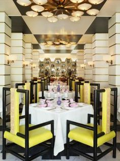 Eos Restaurant at Viceroy