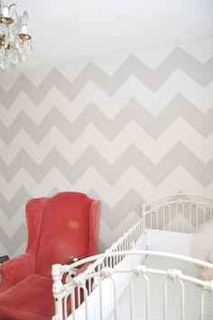 Project Nursery - Baby B Room 14