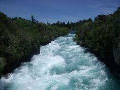 Huka Falls [Rotorua, New Zealand]