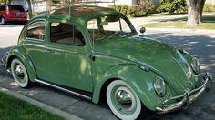 1963 Volkswagen Beetle Rag Top - 9