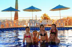 Itá Thermas Resort e Spa Piscinas