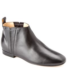 Spotted this Cole Haan Embury Leather Bootie on Rue La La. Shop (quickly!).