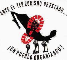 México: #Ayotzinapa Convocatoria a la Clausura Simbólica a la CNDH, 06/11/2014, 12 horas