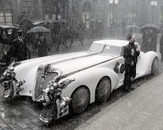 """Rande Hackmann notes this is the movie car from """"The League of Extraordinary Gentlemen."""" Super cool ride! :)"""