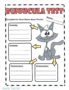 Bunnicula Novel Study Unit: FREE Sample | Educational ...