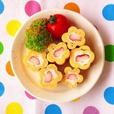 隙間に詰めるだけでお弁当がグッと可愛くなる簡単ミニおかずのレシピをご紹介します。