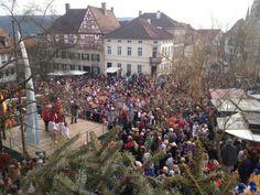 Fasching in Kronach (4/6)