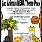 This MEGA ZOO PACK is a 576 page comprehensive teaching unit which includes a week's worth of detailed lesson plans and all the tools to execute th...
