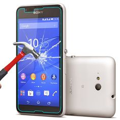 Sony Xperia E4 Tempered Glass Screen Guard free postage #UnbrandedGeneric