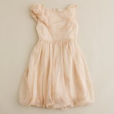 would be so cute on gia with tights and a pretty hairpiece.