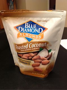 imgonnamakeachange:    If you haven't tried these yet, you are missing out. ALMONDS AND COCONUT, TWO OF MY FAVORITE THINGS.