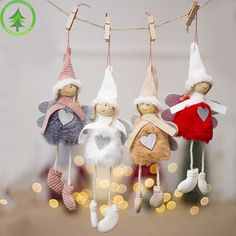Diamond Wholesale Christmas Painted Decorative Pendant Christmas Tree Innovative Skates Ski Shoes Pendant Festival Home Decorations