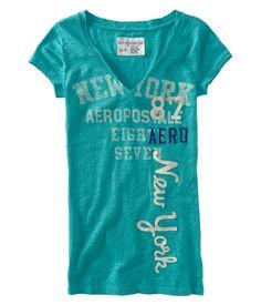 Love Aeropostale!