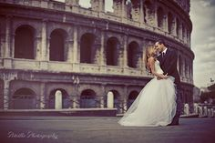 Wedding in Rome. Photo by Petrilla Photography | www.petrillaphotography.com