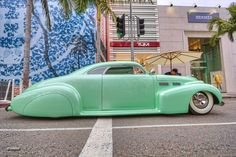 "1940 Cadillac ""Sophia"""